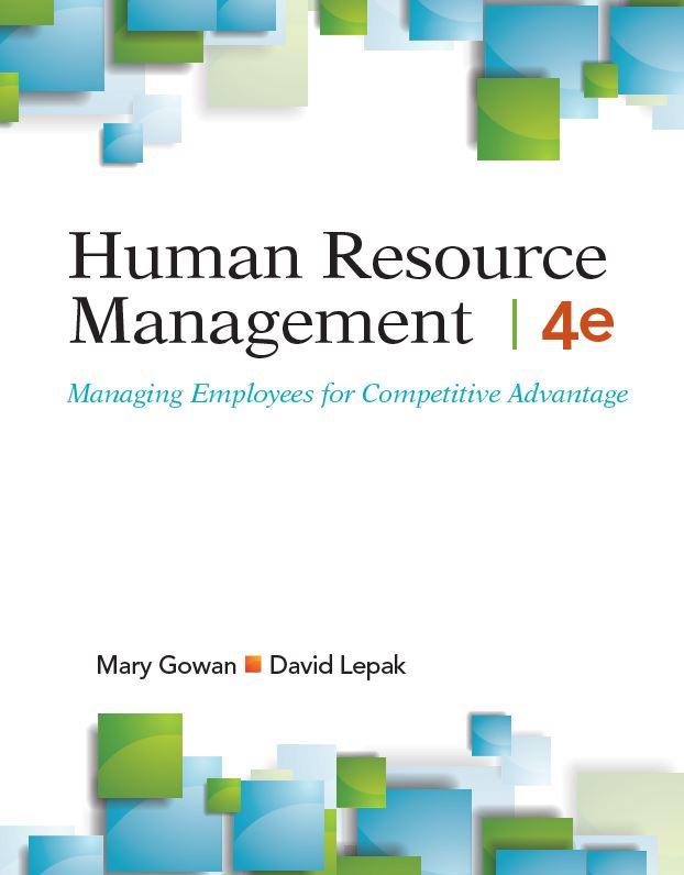 Mr. Ducham's Human Resource Management Course