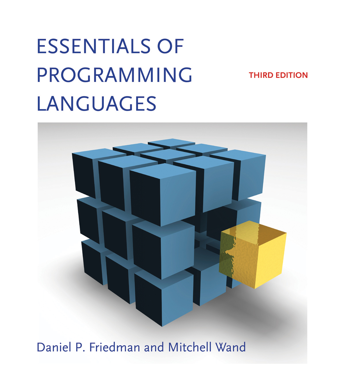 Essentials of Programming Languages, Third Edition, 3e